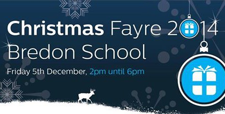 Bredon School Christmas Fayre
